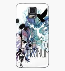 EXPECTO PATRONUM HEDWIG WATERCOLOUR 2 Case/Skin for Samsung Galaxy