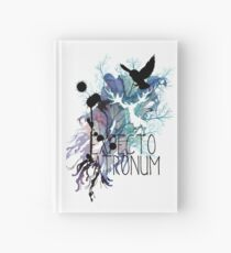 EXPECTO PATRONUM HEDWIG WATERCOLOUR 2 Hardcover Journal