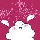 Wanda Happy Cloud Confetti by Liron Peer