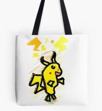 pikachu dude Tote Bag