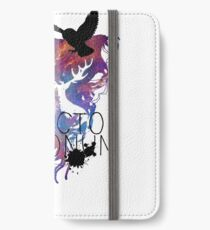 Vinilo o funda para iPhone EXPECTO PATRONUM HEDWIG GALAXY 2