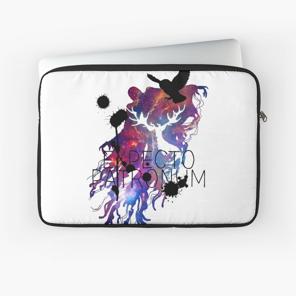 EXPECTO PATRONUM HEDWIG GALAXIE 2 Laptoptasche