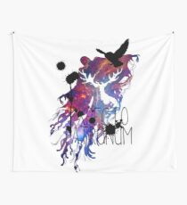 EXPECTO PATRONUM HEDWIG GALAXY Wall Tapestry