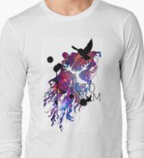 EXPECTO PATRONUM HEDWIG GALAXY 2 Long Sleeve T-Shirt