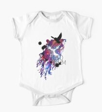 EXPECTO PATRONUM HEDWIG GALAXY 2 One Piece - Short Sleeve