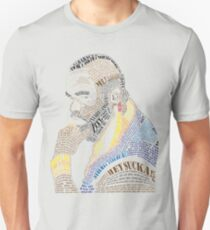 MR. T IN WORDS T-Shirt