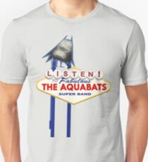 WELCOME TO THE AQUABATS T-Shirt
