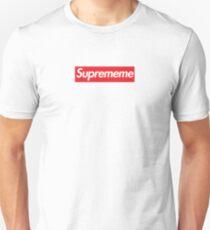 Supreme Meme = Suprememe Unisex T-Shirt