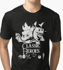 Classic Heroes Tri-blend T-Shirt