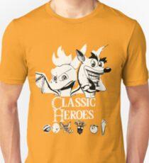 Classic Heroes T-Shirt