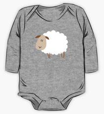 sheep One Piece - Long Sleeve