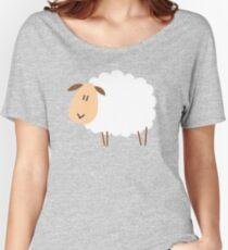 Schaf Loose Fit T-Shirt