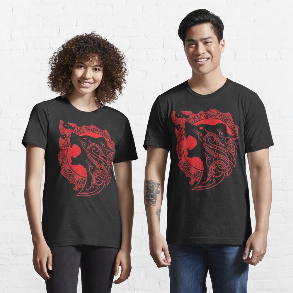 BERSERKER.RAGE. Essential T-Shirt