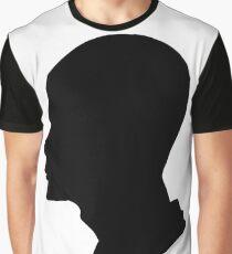 Tanaka Ryuunosuke - Silhouette Graphic T-Shirt