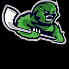 Canuckl Heads Team Logo by jpappas