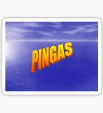 MICROSOFT POWERPOINT - Pingas Word Art Sticker