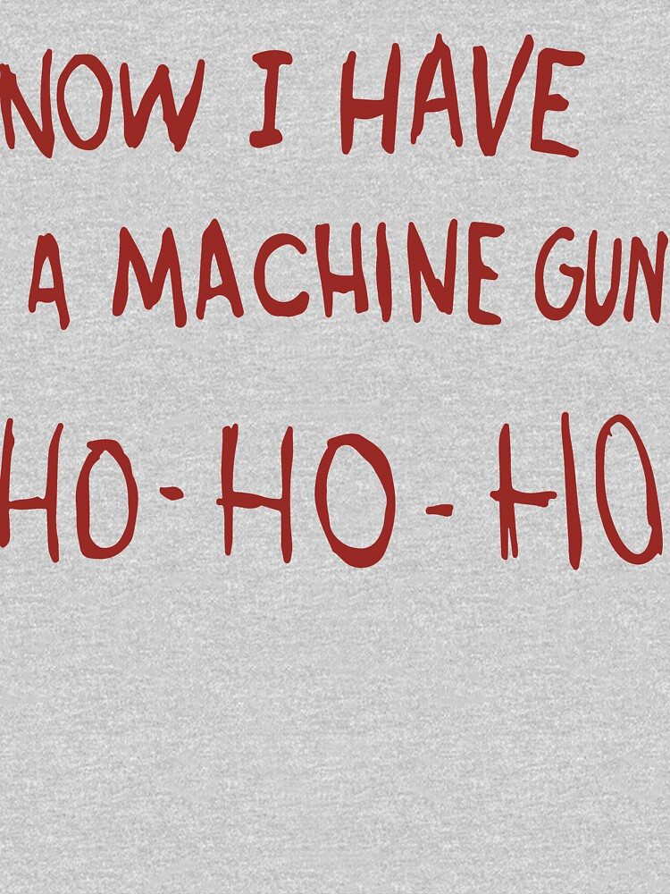 Now I Have A Machine Gun | Sweatshirt