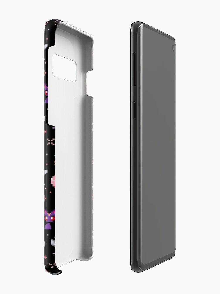 Alternative Ansicht von Sailor Moon Familie - Schwarz Hüllen & Klebefolien für Samsung Galaxy