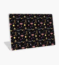 Sailor Moon family - Black Laptop Skin
