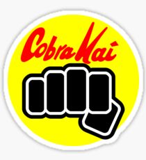 COBRA KAI - KARATE KID Sticker