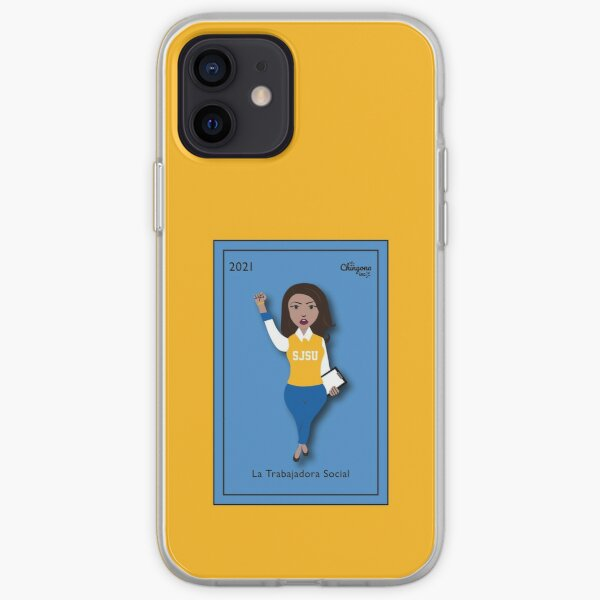 La Trabajadora Social iPhone Soft Case