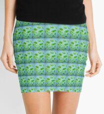 Gingko Biloba Mini Skirt