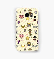 Sailor Moon family - Yellow Samsung Galaxy Case/Skin
