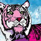 Pink Tiger by Juhan Rodrik