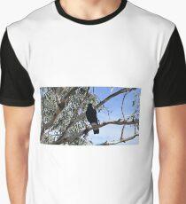 Magpies - Australian Bird Graphic T-Shirt