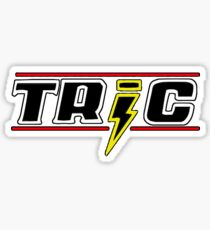 TRIC Night Club Sticker