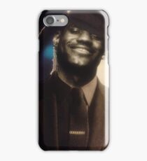 LeBron James Collage Art wear  iPhone Case/Skin