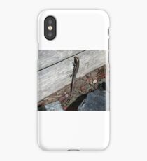 Eastern Water Skink - Blue Mountains iPhone Case