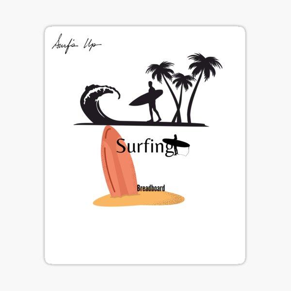 SURF SUN FUN Sticker