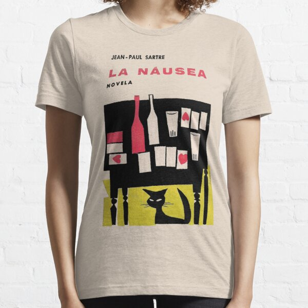 La Nausea Essential T-Shirt