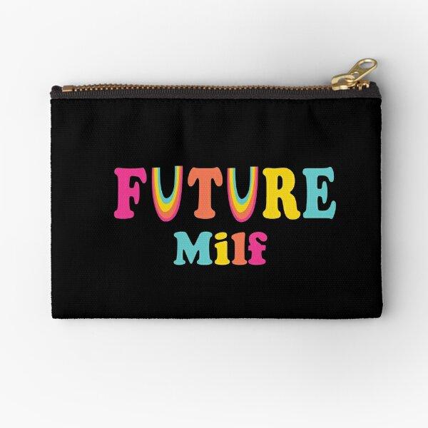 Future Milf Zipper Pouch