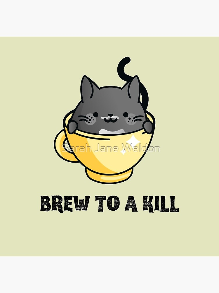 Brew to a Kill by SarahRowsSolo