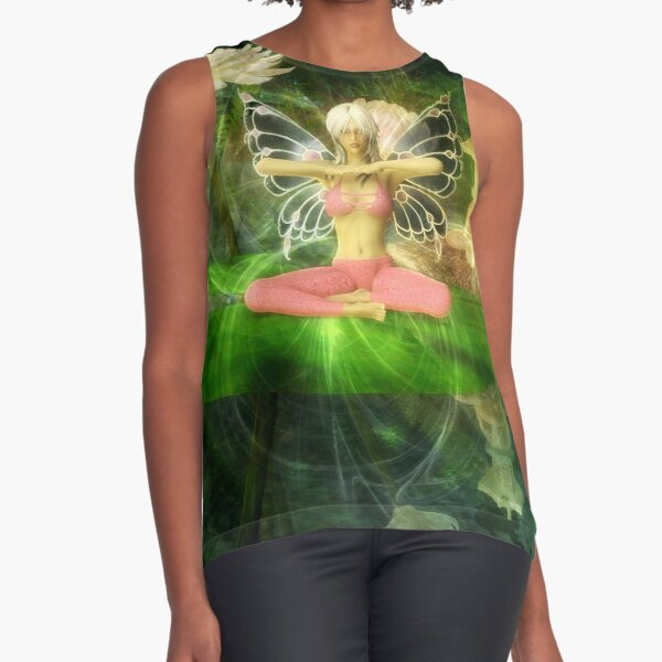 Tranquility  Sleeveless Top