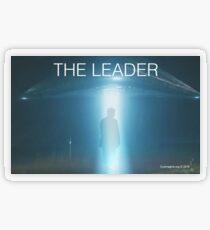 The Leader Transparent Sticker