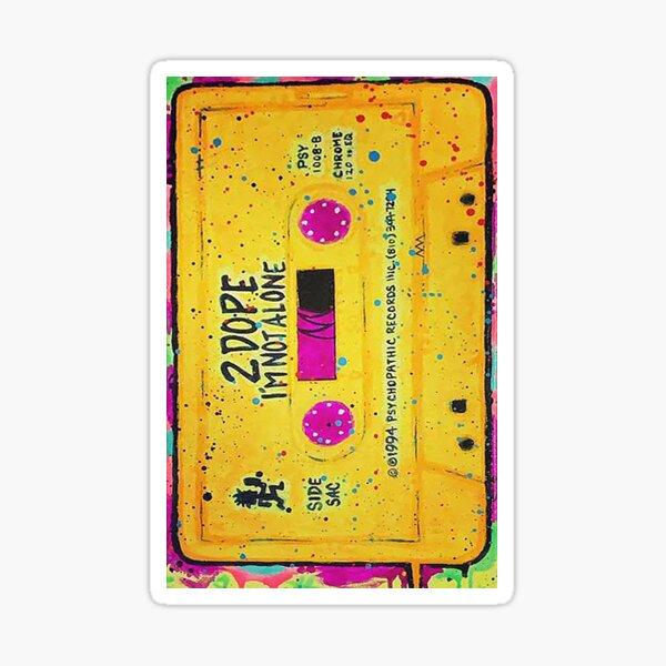 2DOPE 94 TAPE Sticker