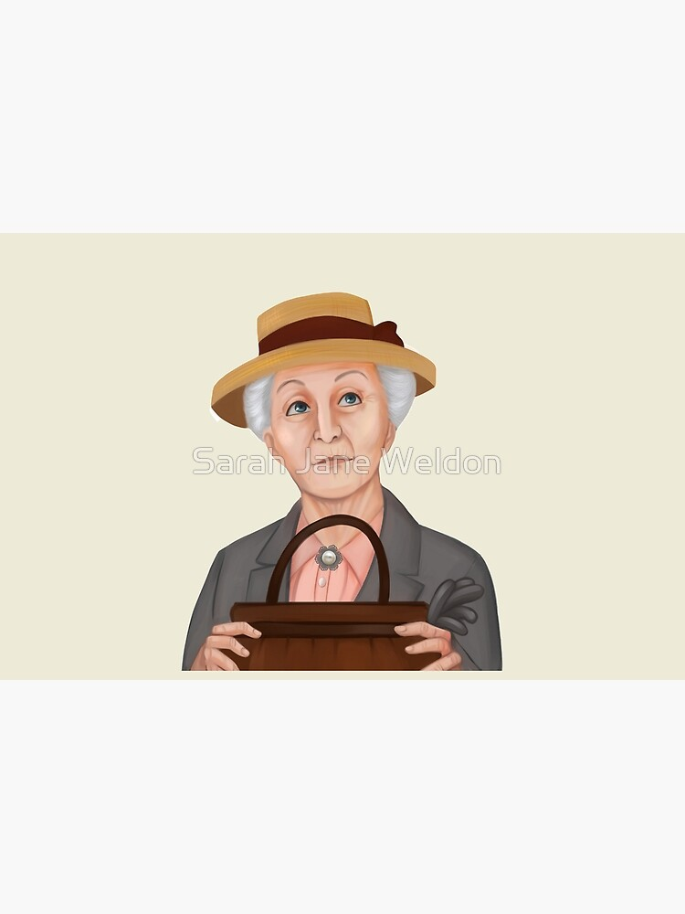 Miss Marple by SarahRowsSolo