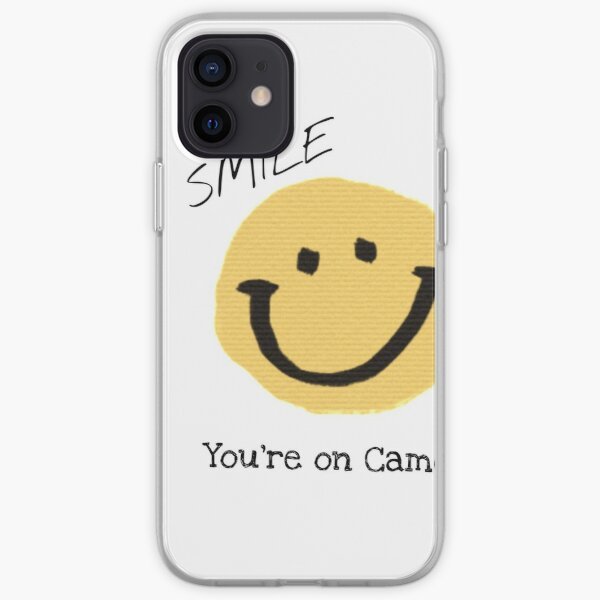 Candid iPhone Soft Case