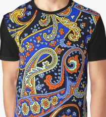 Paisley Graphic T-Shirt