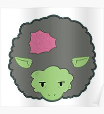 Undead Sheep Poster