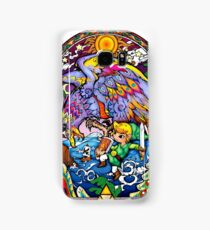 Vitral The Wind Waker Samsung Galaxy Case/Skin