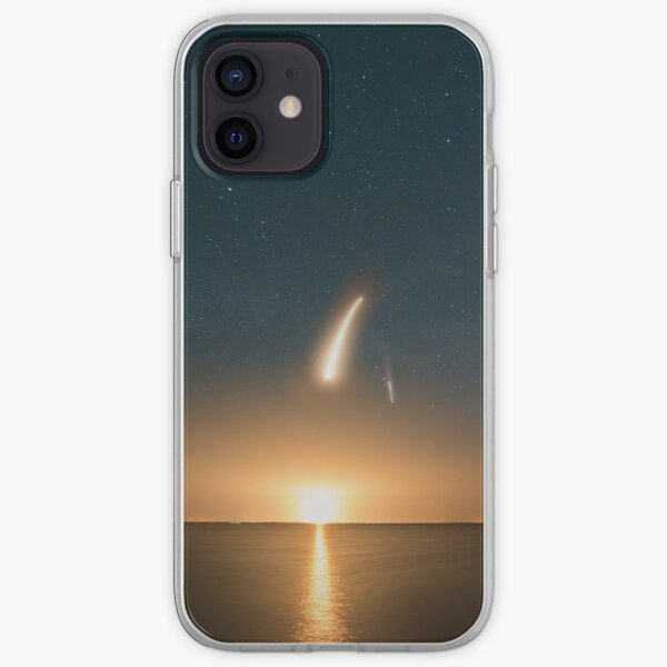 SpaceX Launch iPhone Soft Case