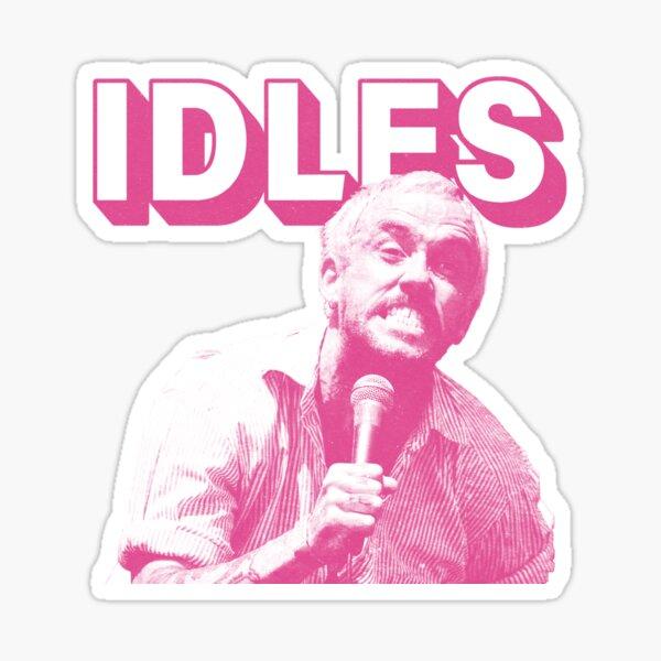 IDLES Joe Sticker