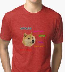 Camiseta de tejido mixto Dux