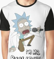 Rick and Morty – I'm Mr. Bulldops Graphic T-Shirt