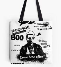 Jillian Holtzmann Quotes  Tote Bag
