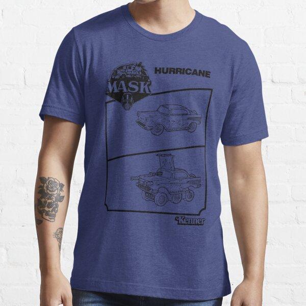 M.A.S.K. - Hurricane Essential T-Shirt
